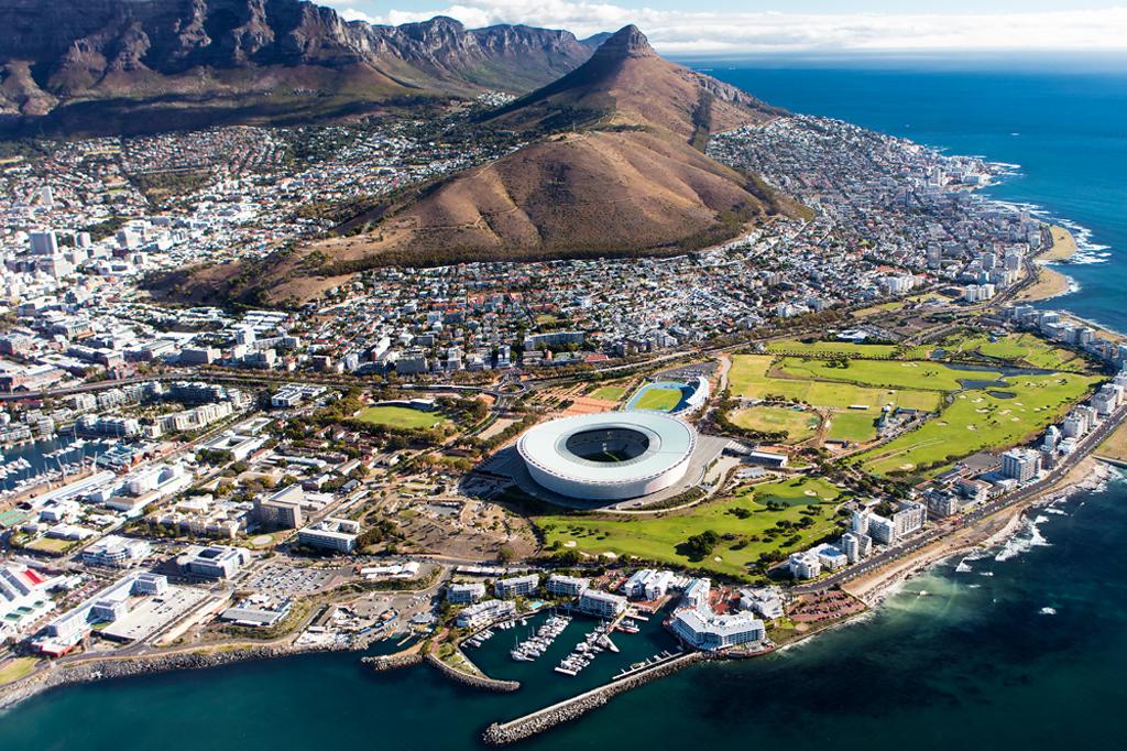 Passagens Aéreas em Promoção para a Cidade do Cabo, na África do Sul