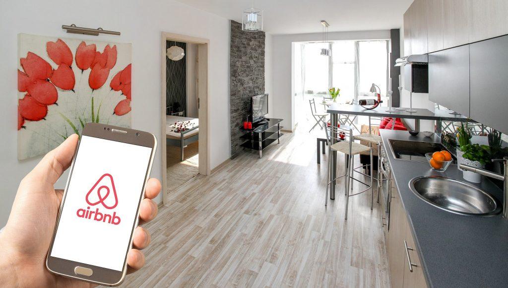 Aprenda a usar o Airbnb para encontrar pousadas 1