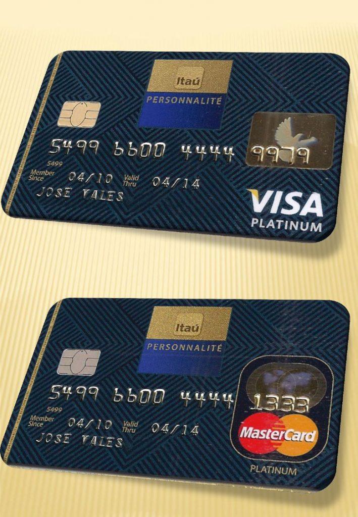 Cartão Itaú Personnalité Platinum Visa – acumule pontos e troque por milhas 1