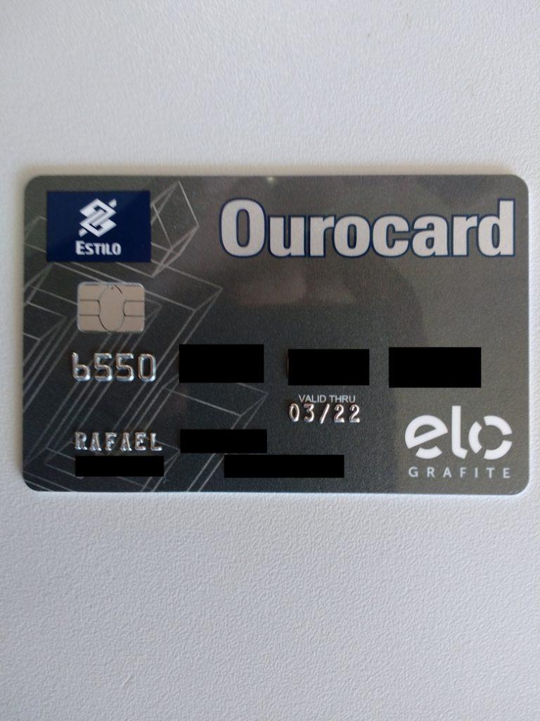 Cartão de Crédito Ourocard Elo Grafite + Acúmulo de Milhas – Como Solicitar? 1