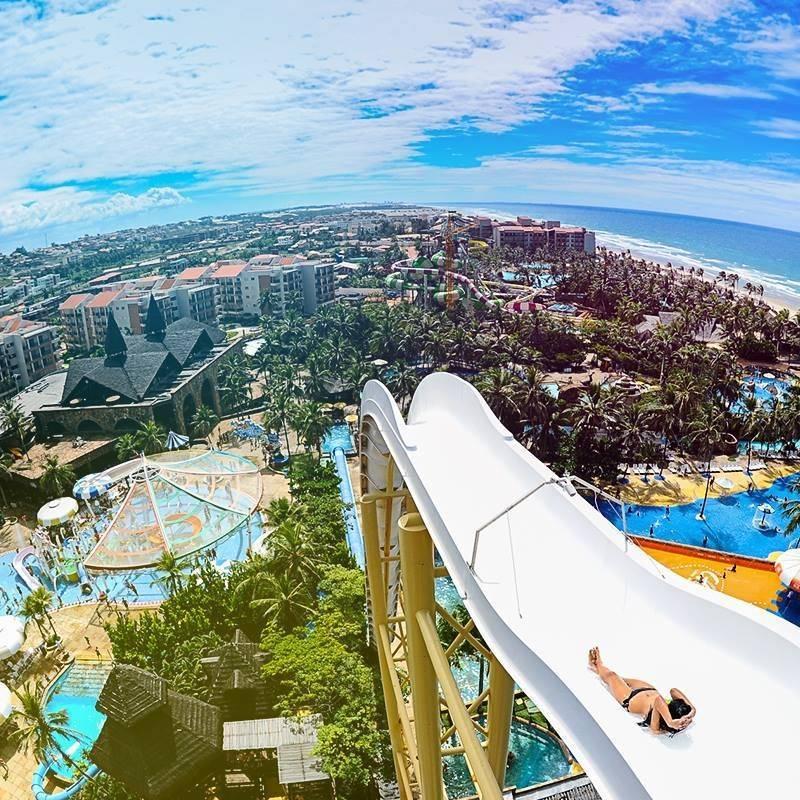 Férias no Parque - os 3 melhores parques aquáticos do Brasil 1