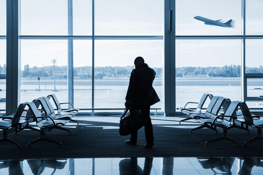 Dá para comprar bilhete aéreo no dia da viagem?
