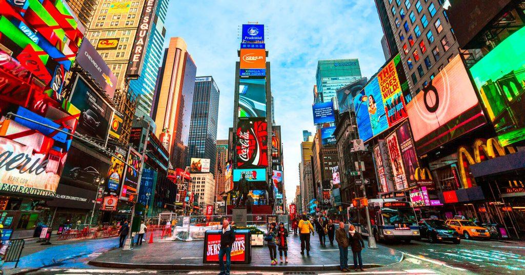 Passagem Aérea Executiva United para Nova Iorque com pagamento em 5 vezes!