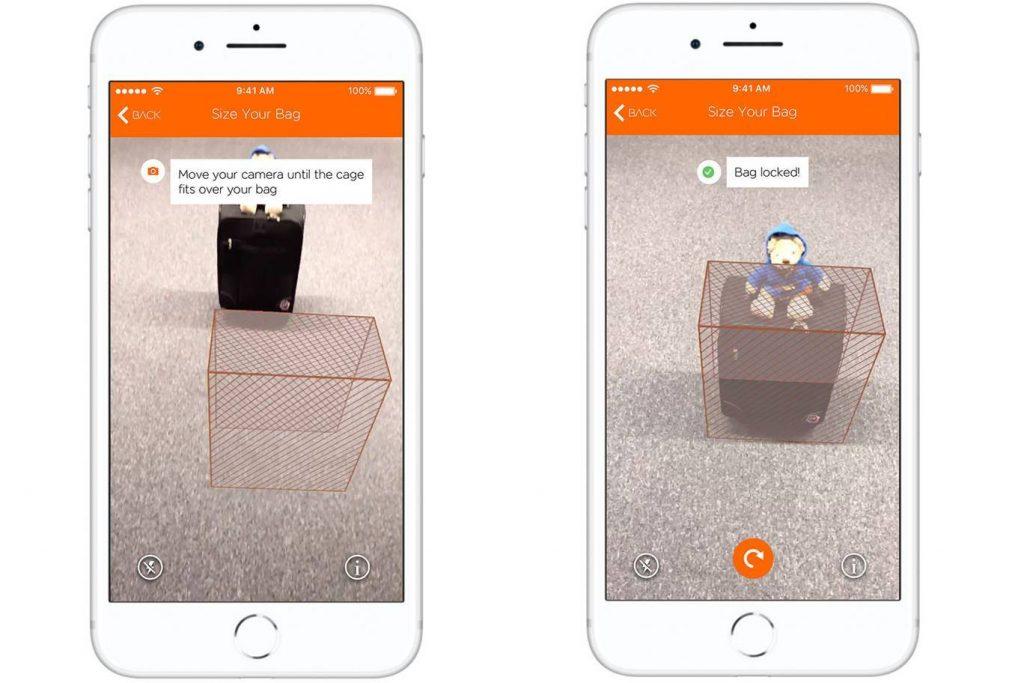 Conheça esses 4 apps para medir o tamanho da mala