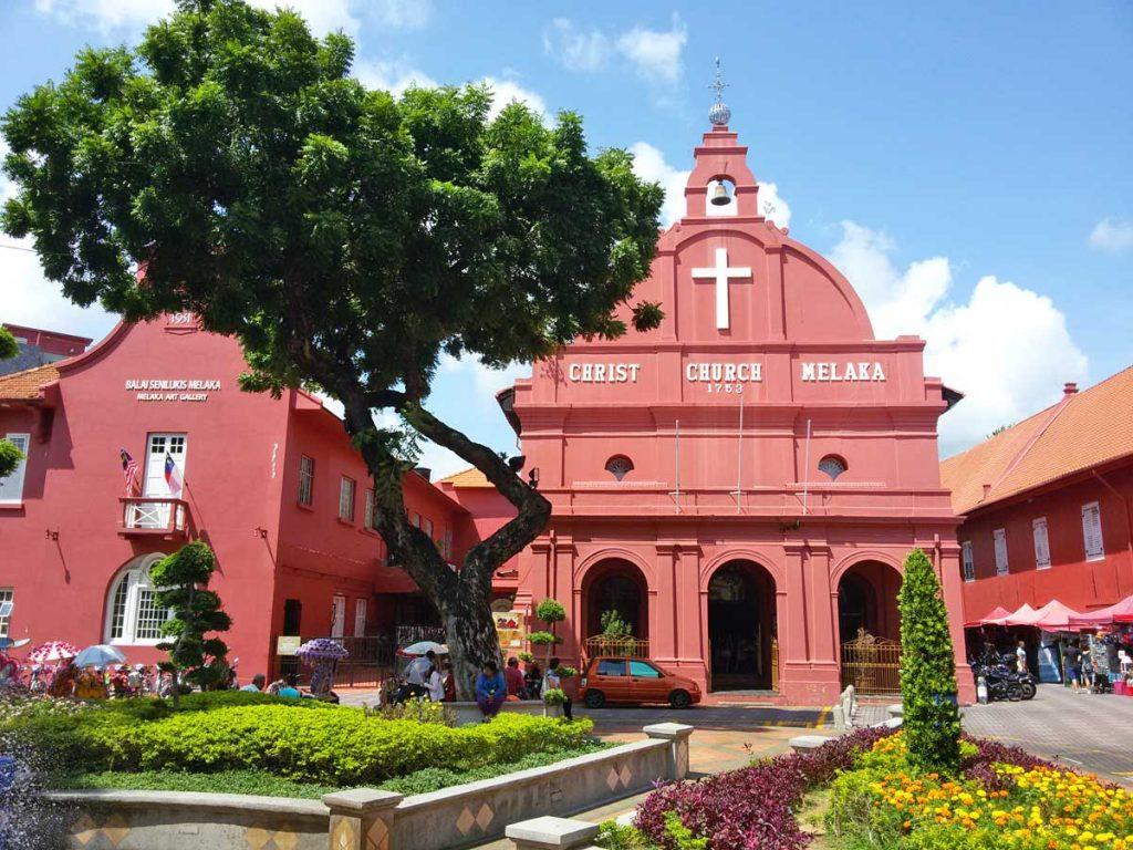 Conheça esses 7 pontos turísticos em Malaca, na Malásia