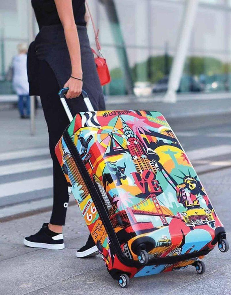Saiba o que analisar na hora de comprar uma mala de viagem