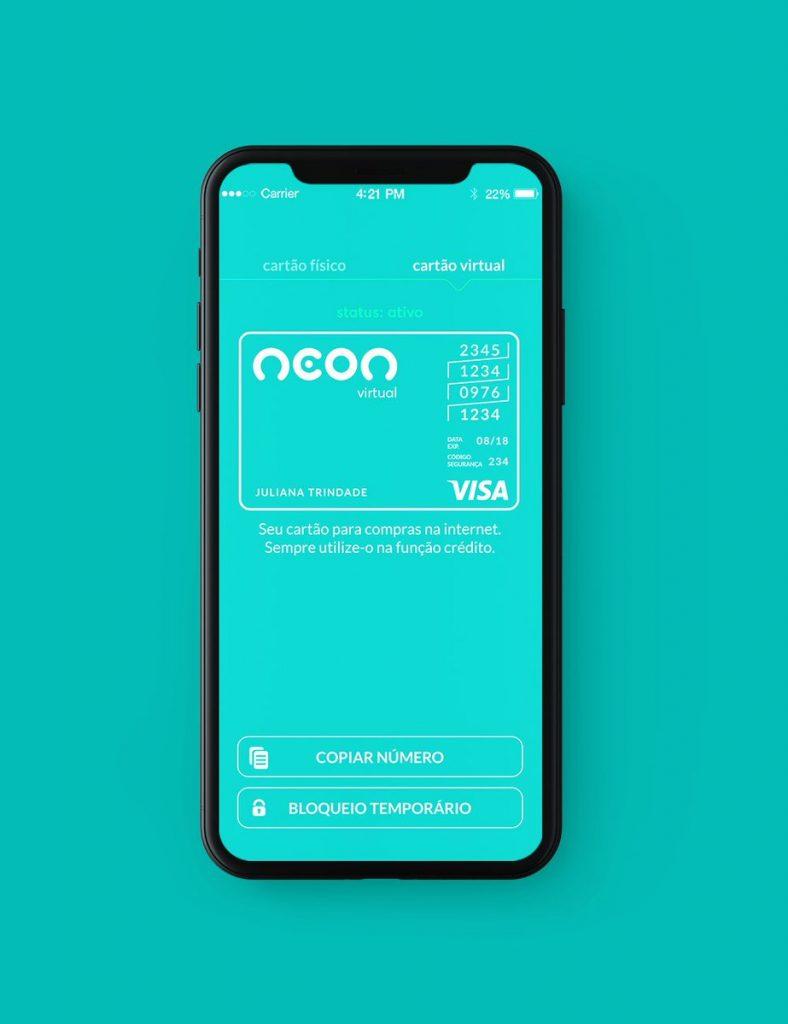 Cartão de crédito Neon – saiba a vantagem para comprar passagens aéreas