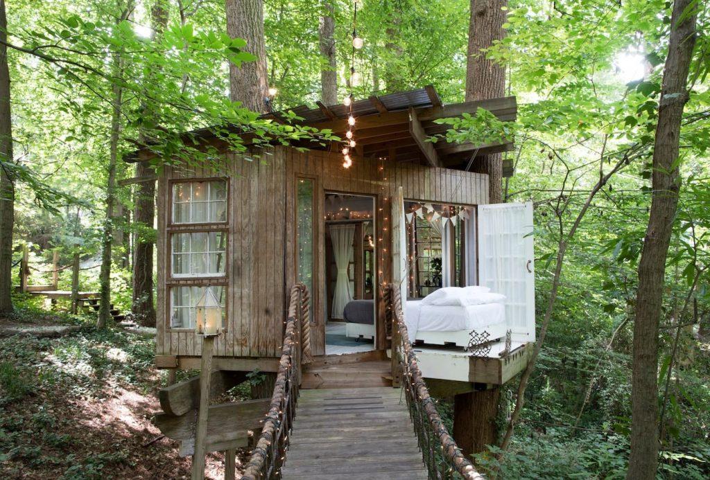 Descubra quais são as 10 casas mais famosas do Airbnb para conhecer