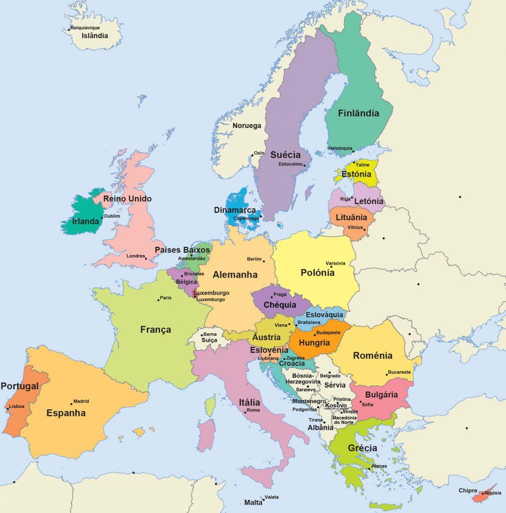 Saiba quais são as 10 cidades mais seguras da Europa