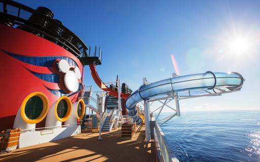 cruzeiro marítimo com crianças