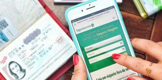 comprar um seguro de viagem pela internet