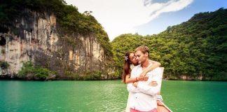 destinos de lua de mel para casais aventureiros