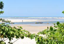 praias pouco conhecidas no Guarujá