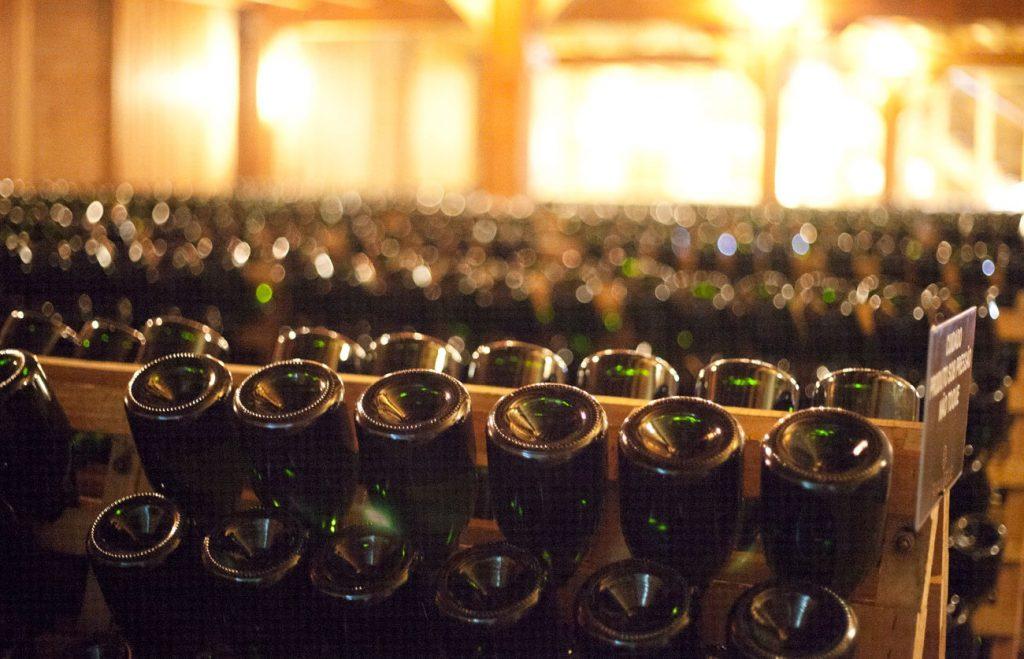 produção de vinho artesanal