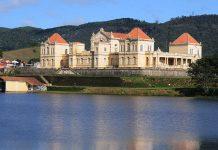 cidades do circuito das águas de Minas Gerais