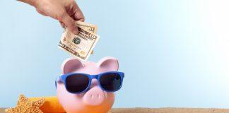 criar uma poupança para viagens