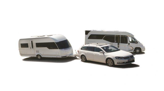 Motorhome ou trailer