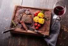 harmonização de vinhos com alimentos