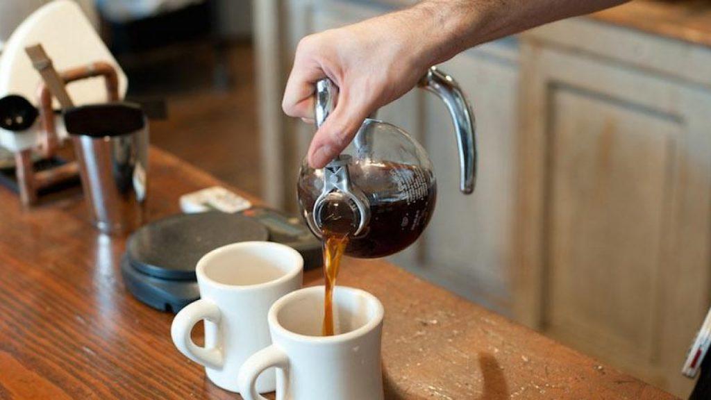 café ao redor do mundo