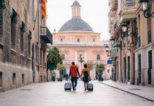 viajar pelos principais países europeus