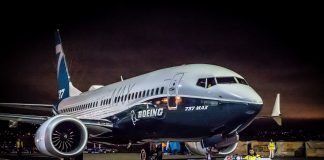 aviões mais usados em viagens