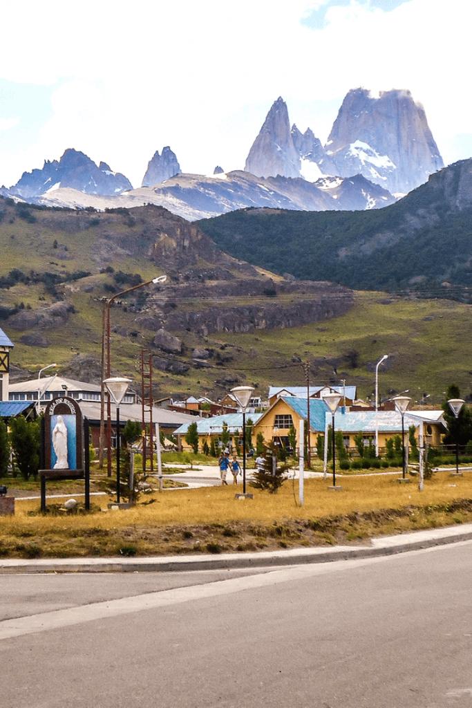 hospedagens em El Chaltén