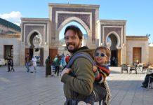 Marrocos com as crianças