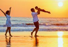 praias da região sudeste para viajar com bebês