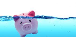 orçamento financeiro está errado