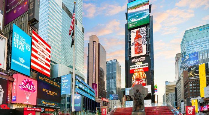 hotéis perto da Times Square