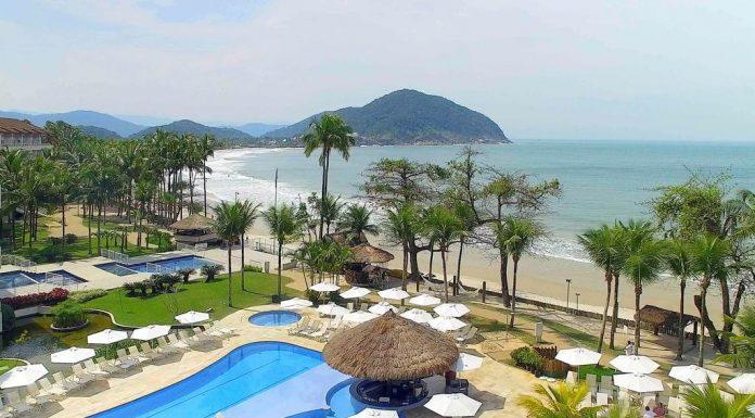 hotéis bons para a família no litoral paulista