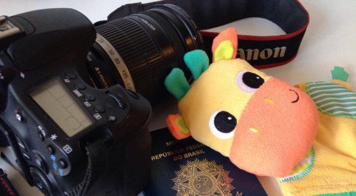 tirar passaporte de bebê