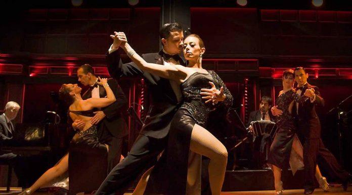 show de tango em Buenos Aires