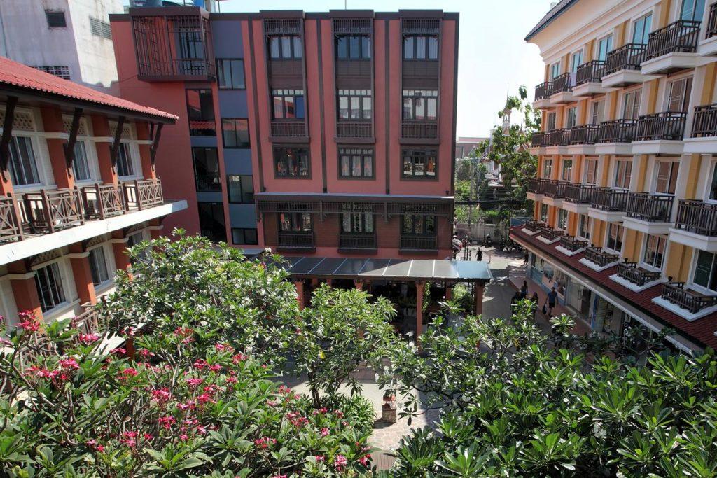 opção de hospedagem em Bangkok
