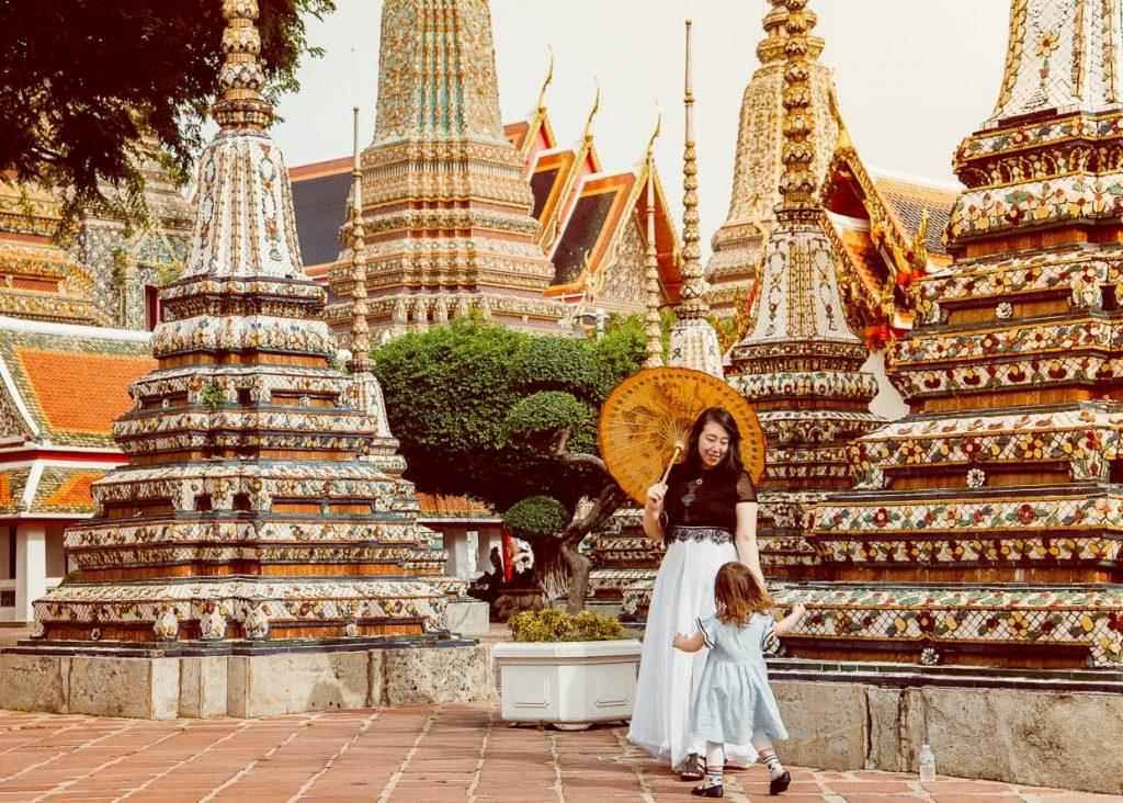 como é comemorado o ano novo na Tailândia