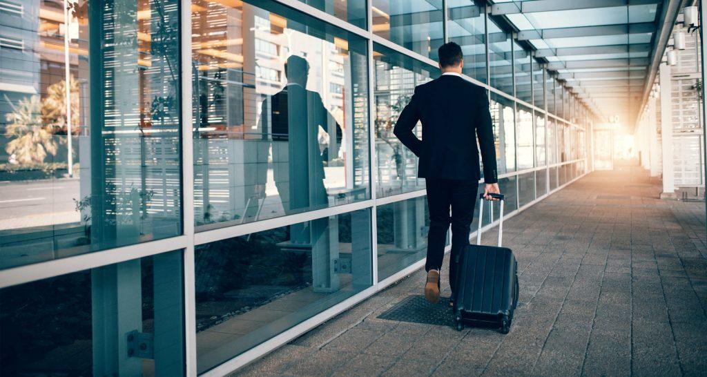 tipos de viajantes corporativos