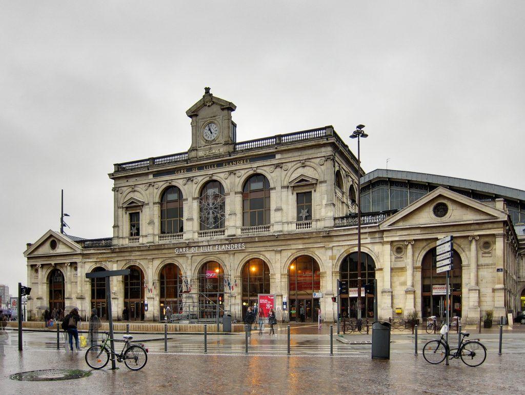 cidades próximas a Paris para estudar