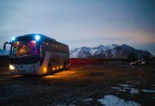 lugares para conhecer viajando de ônibus