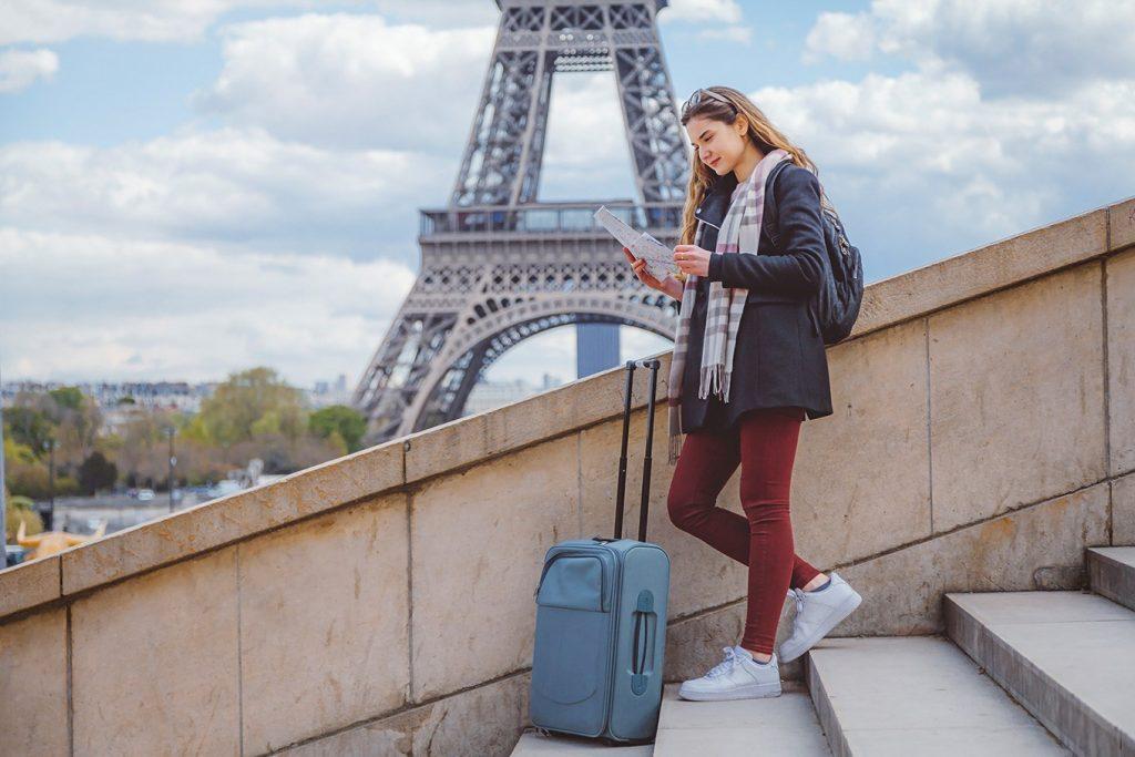 Visto de trabalho na França