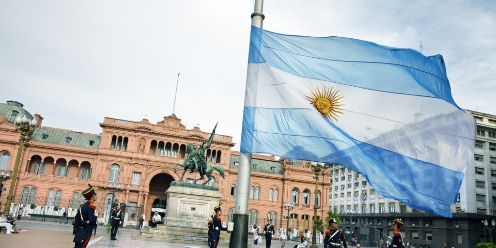 RG para entrar na Argentina