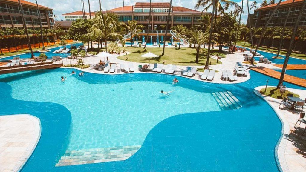 melhores resorts all inclusive no Sudeste