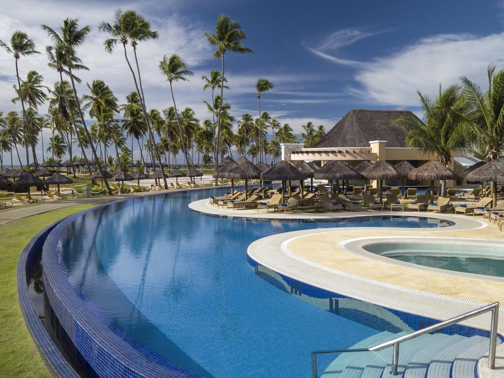 melhores resorts all inclusive do Nordeste