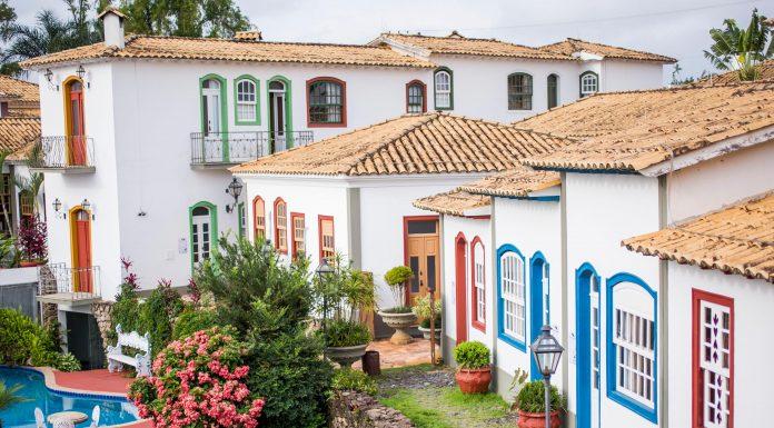 destinos românticos em Minas Gerais
