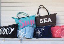 bolsa de praia para bebê