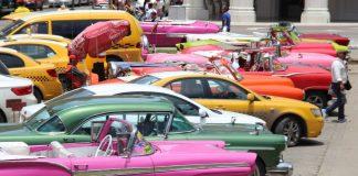 passeio em Cuba