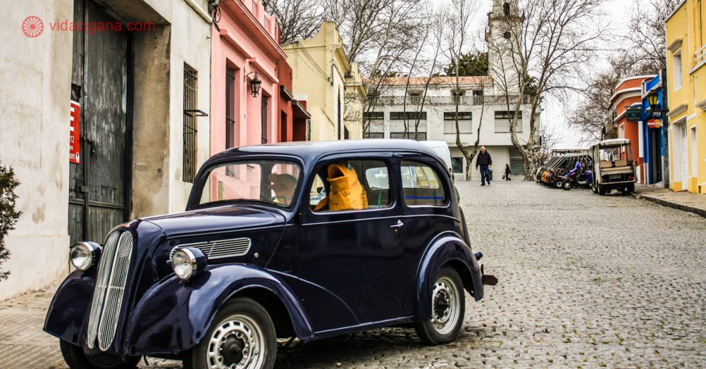 aluguel de carros no Uruguai