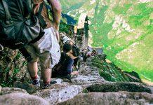 passeio em Machu Picchu